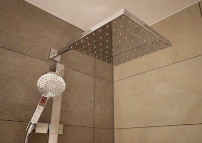 Moderne Duschköpfe